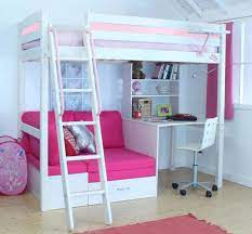 The Thuka Trendy 29 Highsleeper Includes A Desk With Shelving And A Fantastic Chair Bed Ideal For Chilling Out Girls Loft Bed Loft Beds For Teens Diy Loft Bed