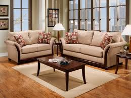 Furniture Fulton Sofa In Beige Bonded Leather By Empire Woptions