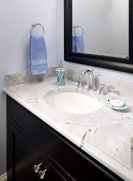 bathroom vanity granite backsplash. Bath Vanity In Super White Quartzite With Ogee Edges. Bathroom Granite Backsplash R
