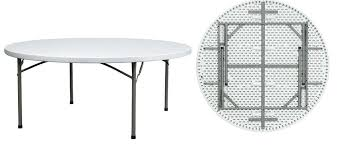 lifetime round folding tables amazing of inch round folding table with plastic folding round tables lifetime