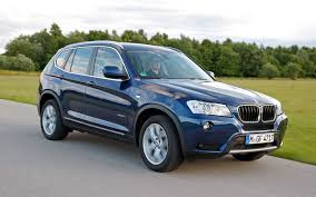 BMW Convertible 2012 bmw x3 price : 2013 BMW X3 xDrive28i Now Rated at 28 MPG Highway