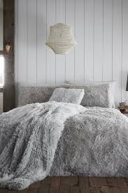 20 faux fur bedding which is so snug