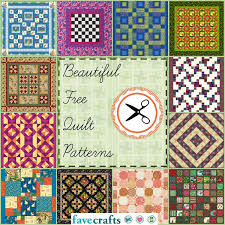 Quilt Patterns For Free