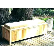 patio bench with storage patio bench with storage outdoor bench seat with storage plans outside bench