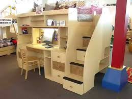 desk ikea bunk bed desk combination living room cool bedroom ideas with bunk beds image