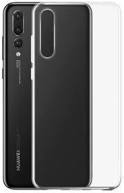Купить <b>Клип</b>-<b>кейс</b> Mediagadget для <b>Huawei P20</b> Pro Transparent ...