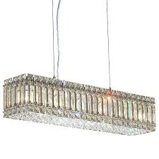linear crystal chandelier. Linear Crystal Chandelier Modern Chandeliers Quantum Thin Suspension In From Lights Lighting On Group Broadway . A