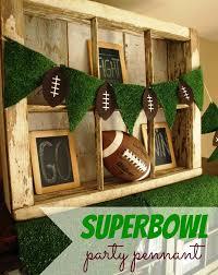 Super Bowl Party Decorating Ideas Super Bowl Party Food Ideas Jen Joes Design Homemade 85