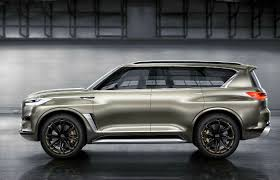 2018 infiniti monograph. contemporary monograph 2018 infiniti qx80 review release date features and monograph side photo on infiniti monograph