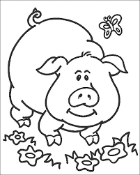 Small Picture Pages Toddlers Page For Kindergarten Free Coloring Pages For
