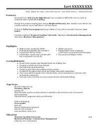 Sheet Metal Fabricator Resume