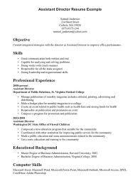Skills Resume Examples | berathen.Com