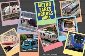 Dmrc Fare Chart From Delhi Metro Fare Chart Mumbai Metro Lucknow Metro To