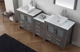 exceptional 66 inch bathroom vanity at sink splendid grey double sink vanity image ideas gray bathroom