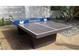 concrete ping pong table. 1500 - Table Tennis Concrete Ping Pong A