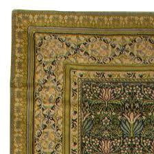 20th century vintage william morris rug for