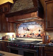 Backsplash Designs For Kitchen Kitchen Backsplash Ideas Pictures And Installations Tuscan Kitchen