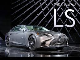 2018 lexus sedan. delighful sedan for the first time in more than a decade lexus has new ls flagship sedan  to sell redesigned 2018 500 with lexus f