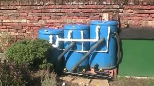 Diy Pond Brand New Diy Pond Filter System Thats So Easy To Clean 2014