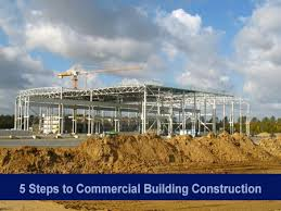 5 Steps To Commercial Building Construction Planning To