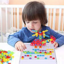 Đồ chơi kích thích trí thông minh cho trẻ 3 tuổi Makeblock