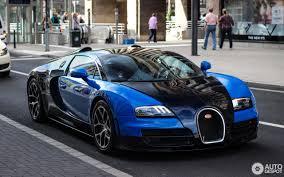 Bugatti Veyron 16.4 Grand Sport Vitesse - 29 September 2016 ...
