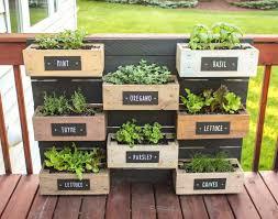 36 famous diy vertical herb garden