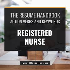 The Resume Handbook Registered Nurse Rn Resume Samples With