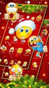 Christmas Program Theme Christmas Emoji Theme For Android Download