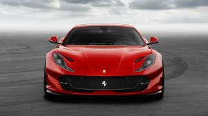 2018 ferrari wallpaper. perfect wallpaper 2018 ferrari 812 superfast 4k in ferrari wallpaper
