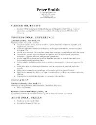 Legal Assistant Resume Interesting Legal Assistant Resume Templates Free Stepabout Free Resume