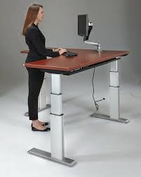 large size of the spaceship diy standing desk a massive attractive and tall office chair for