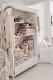 white wood wardrobe armoire shabby chic bedroom. Romantic Shabby Chic Bedroom Decor And Furniture Inspirations (37) #ShabbyChicBedrooms White Wood Wardrobe Armoire