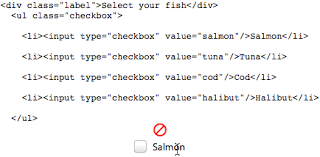 Why Your Checkboxes Need to Have Label Tags