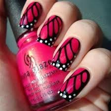 Pink Nail Art Design Superb Yet Creative Pink Nail Art Designs And Galleries For