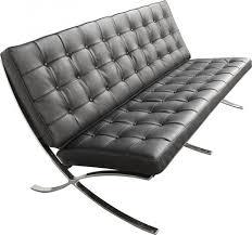 ludwig mies van der rohe barcelona. Ludwig Mies Van Der Rohe Replica Barcelona 2 Seater Lounge Leather B