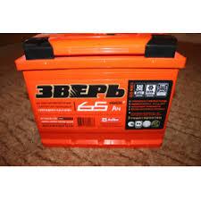 """Отзывы о <b>Аккумуляторная батарея</b> """"<b>Зверь</b>"""" <b>6СТ</b>-65 А/ч"""