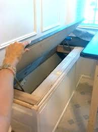 build storage bench outdoor storage box garden bench with underneath wood chest cushion build shoe storage