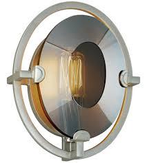 troy lighting b7091 prism 7 inch silver