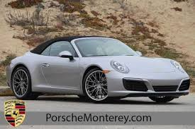 2018 porsche 911 carrera. exellent 2018 new 2018 porsche 911 carrera convertible monterey ca for porsche carrera