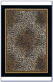 animal print area rugs large home design ideas shaped depot
