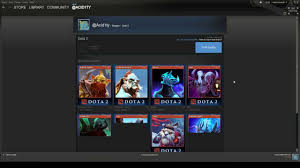 steam trading cards dota 2 level 1 badge crafting youtube