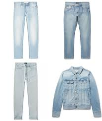 What To Wear With Every Shade Of Denim Fashionbeans