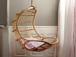 Bedroom: Swing Chair For Bedroom Luxury Eggshell Shaped Bedroom Swing Chair  - Swing Chair For