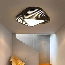 diy ceiling lighting. New Design Modern Ceiling Light DIY Triangle Led Bedroom Lamp Nordic Living Room Lampara Home Diy Lighting AliExpress.com