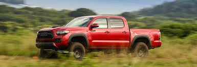 2017 Toyota Tacoma TRD Pro Is Ready for Adventure - Consumer Reports