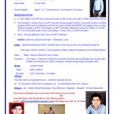 marriage biodata in english resume templates stupendous wedding format marriage for girl doc in