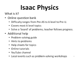 isaac physics a level physics by peteriley teaching resources  isaac physics a level physics by peteriley teaching resources tes
