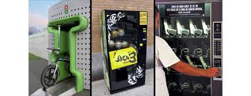 How Much Is A Vending Machine Beauteous Unusual Vending Machines Around The World Partners Riley