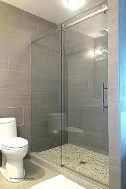 shower curtain or glass door q i want my shower to look as high end as possible but on a budget which is glass doors are almost always preferable she said